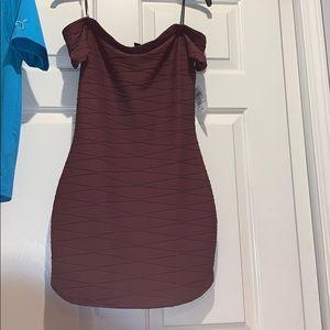 Night Out Bodycon Mini Dress